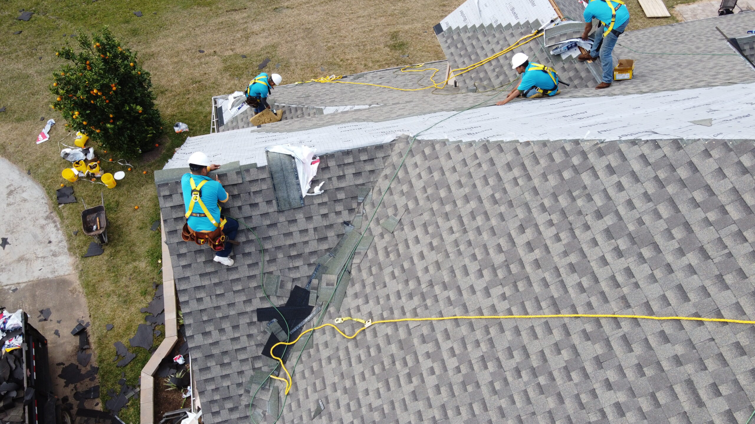 Roofing Company in Houston